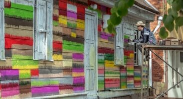 PGD 2019: Ekskursija: gatvės menas V.Putvinskio gatvėje