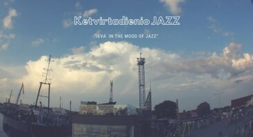Ketvirtadienio Jazz | Ieva Jotkėlaitė In The Mood Of Jazz