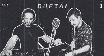 Duetai: Justy x Švoba