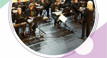 "Spalvų orkestro iš Nyderlandų ""De Rolantino's"" koncertas"