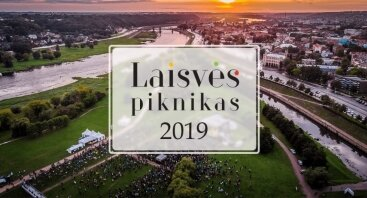 Laisvės piknikas 2019. Idėjų festivalis
