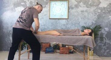 Tonizuojančio Shanti Kapha masažo mokymai