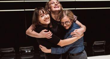 "Taško Teatras: Spektaklis ""Beautiful Bodies"""