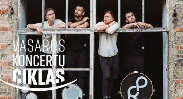 """Mušamųjų instrumentų ansamblis iš Latvijos """"Perpetum ritmico"""""""