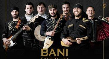 Bani Folk Band - Kaukazo kalnų muzika (Sakartvelas)