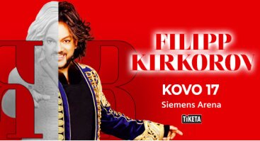 Filipp Kirkorov | Vilnius
