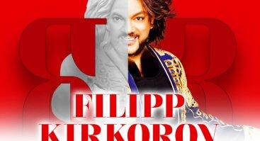 Filipp Kirkorov | Šiauliai