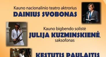 Vasaros koncertai Prisikėlimo bazilikos terasoje