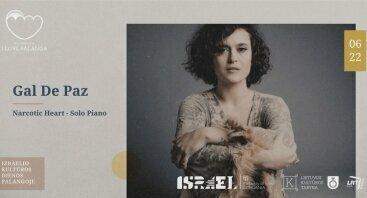 Gal De Paz (Izraelis) | Narcotic Heart - Solo Piano
