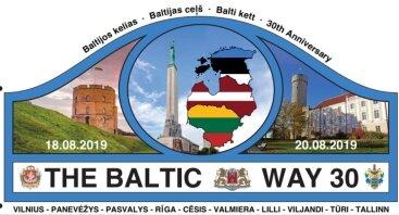 """""""Baltijos kelias 30"""" – senovinės technikos žygis Vilnius-Ryga-Talinas"""