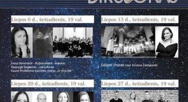 """Sakralinės muzikos festivalis """"Gaudete, Birštonas"""