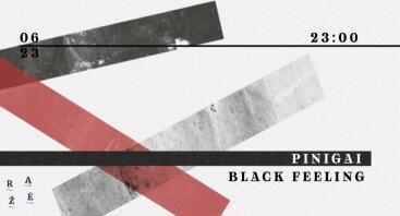 Pinigai / Black Feeling