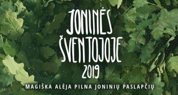 Joninės Šventojoje 2019