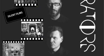 Trio INFILTRATORS. Kino improvizacija, garsas vaizde