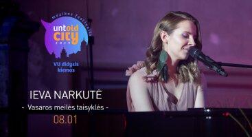 Untold City: Ieva Narkutė. Vasaros meilės taisyklės