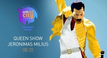 Untold City: Queen Show by Jeronimas Milius