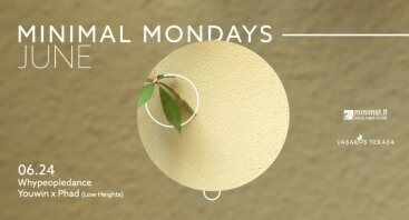 Minimal Mondays: Whypeopledance, Low Heights