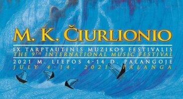IX tarptautinis M. K. Čiurlionio muzikos festivalis