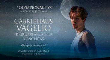 G. Vagelio koncertas Klaipėdoje