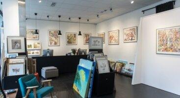 Česlovo Grigonio paveikslų paroda