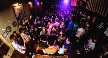 Penktadienio Karaoke + Afteris!