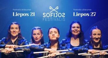 SOFIJOS festivalis 2019