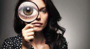 Emocinio intelekto diagnostika + veidoskaita + astrologija + trečia akis = aš matau tave