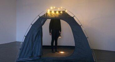 """Dieninė meno stovykla vaikams ir jaunimui galerijoje """"Meno parkas"""""""