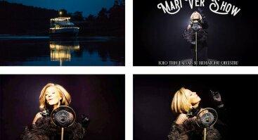 Vakarinis muzikinis kruizas Nr. 2:  Mari Ver Show laive Perlas