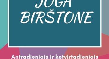 Joga Birštone