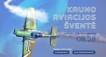 Kauno aviacijos šventė 2021
