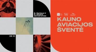 Kauno aviacijos šventė 2019