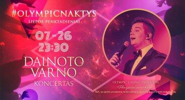 Dainoto Varno koncertas Klaipėdoje