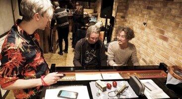 """KUFA dovana Klaipėdos miesto 767 gimtadieniui – Tomoo Nagai (Japonija) perkusijos ir ritmo koncertas """"Resonance"""""""