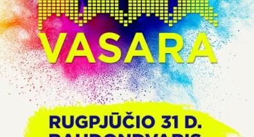 Festivalis M.A.M.A vasara 2019