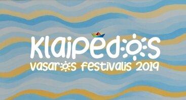 Klaipėdos vasaros festivalis 2019 : VASARA BAIGIASI RUDENĮ
