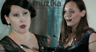 """Vokalinis duetas """"Cantus Coronatus"""" ir ansamblis """"Musica Humana""""atliks """"Giesmę ateičiai"""""""