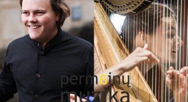 """Johno Adamso kūrinys """"Studija apie harmoniją"""" skambės Lietuvos nacionalinio simfoninio orkestro programoje"""