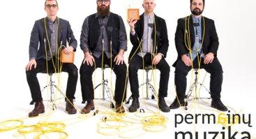 "Perkusijos magija su ansambliu ""SŌ PERCUSSION"" (JAV)"