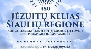 Jėzuitų kelias Šiaulių regione | Koncertas Lauksodyje