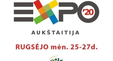 """Paroda """"Expo Aukštaitija 2020"""""""