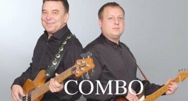 Groja gyvos muzikos grupė COMBO