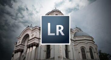 Lightroom pradmenys fotografams su Tomu Jaskausku Vilniuje!