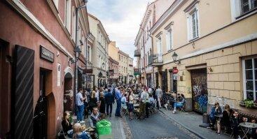 Muzikinės Vilniaus istorijos