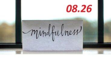 Mindfulness: efektyviausia streso valdymo programa