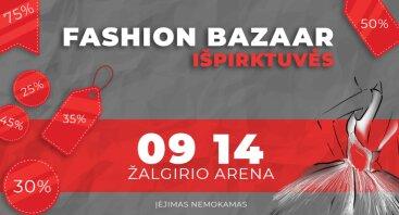 Fashion Bazaar Išpirktuvės Kaune
