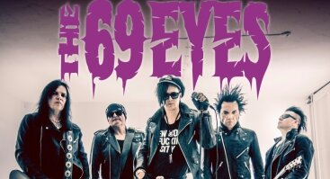 The 69 Eyes - West End Tour 2020 - Vilnius