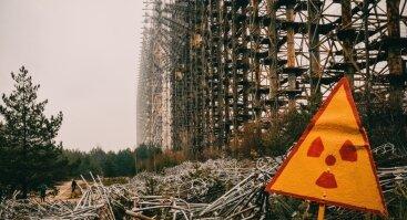 Černobylis iš arti: parodos atidarymas