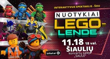 Nuotykiai Legolende | Šiauliai