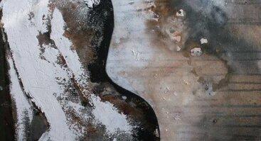 """Diena su tapyba - """"Moters figūra"""". Formatas 50x70"""